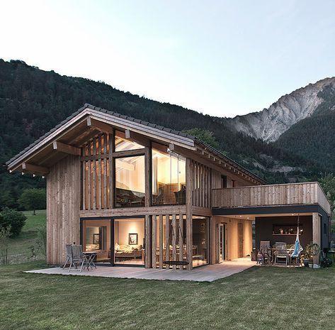 Bureau d'architecture à Châble (VS) et Lausanne (VD), actif dans …