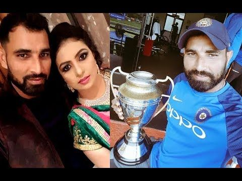 Mohammed Shami accused of extramarital affairs