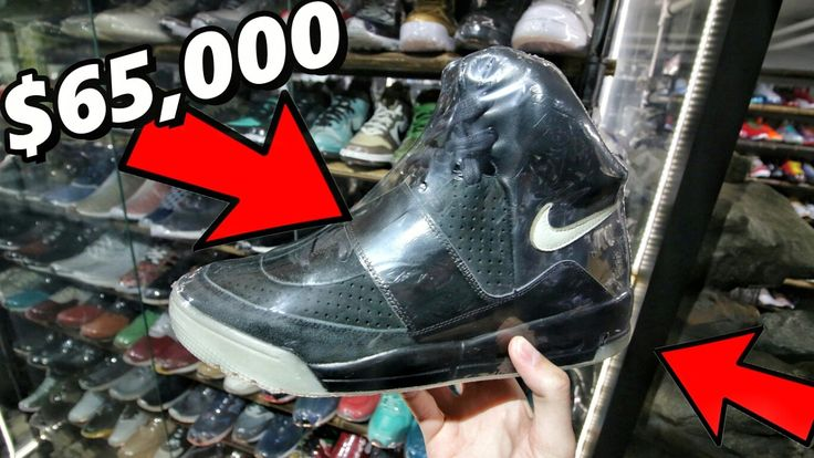 $65,000 YEEZYS! ONLY PAIR IN THE WORLD… KANYE WORE THESE SNEAKERS (not clickbait) Feels 22 Sneakers...  The most expensive pair of Yeezy sneakers from Kanye West in the WORLD! This pair of sneakers was owned by Kanye West and was worn by Kanye during his Grammy performance. These cost...