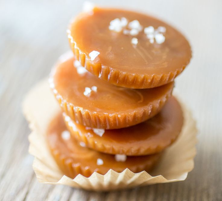 Salted Caramel Cups - Primal Palate | Paleo Recipes