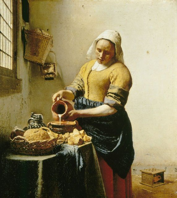 Johannes Vermeer on Artsy