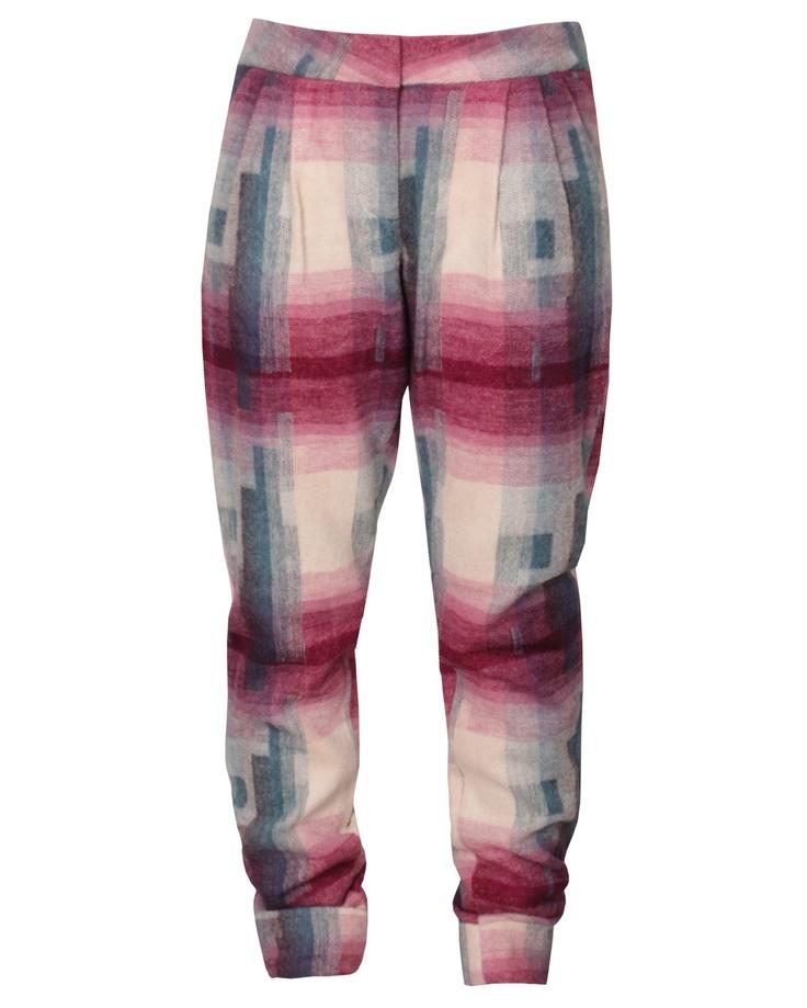 Komodo Shulow Wool Trousers ($65.65AUD)