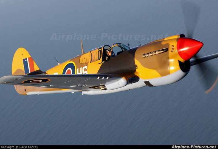 Curtiss P-40N Warhawk ZK-VWC