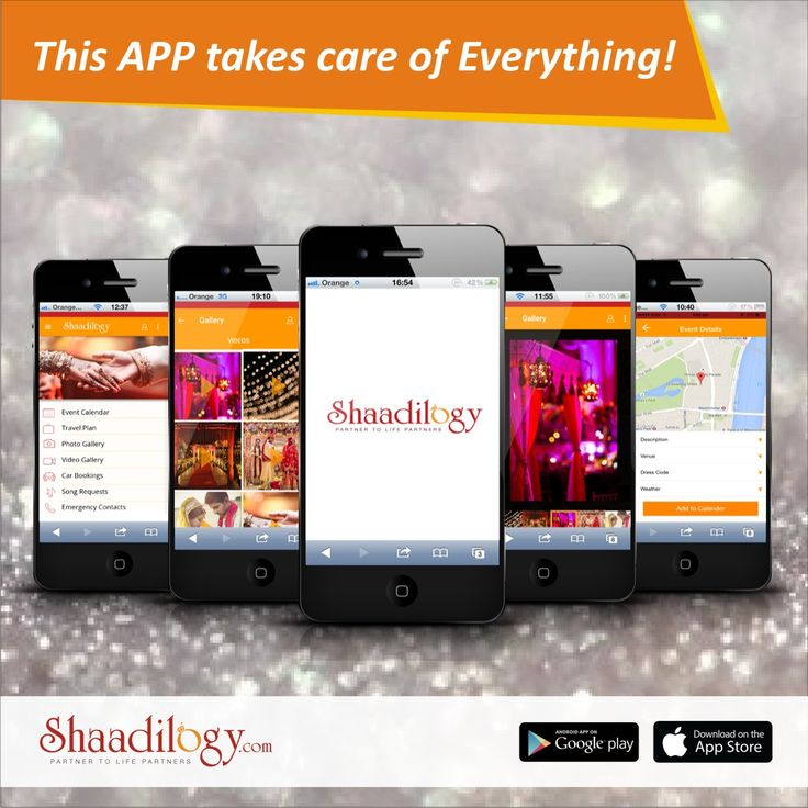 Managing the guests' logistics were never so easy. Shaadilogy event app is all what you need. Hurry download the free version today! : http://shaadilogy.com/eventapp/