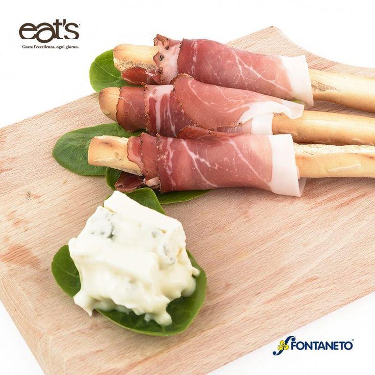 I grissini sono i migliori amici dei foodlovers. Scopri da Eat's i grissini artigianali Fontaneto srl. #Fattibene
