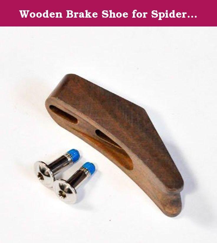 Wooden Brake Shoe for Spiderjack. Wooden Brake Shoe for Spiderjack.