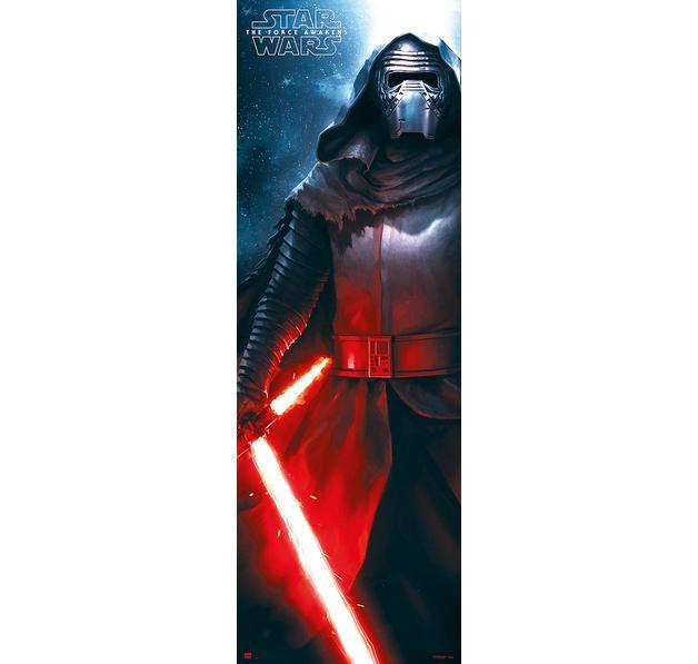 Star Wars: Episode 7 Poster Kylo Ren Lichtschwert. Hier bei www.closeup.de