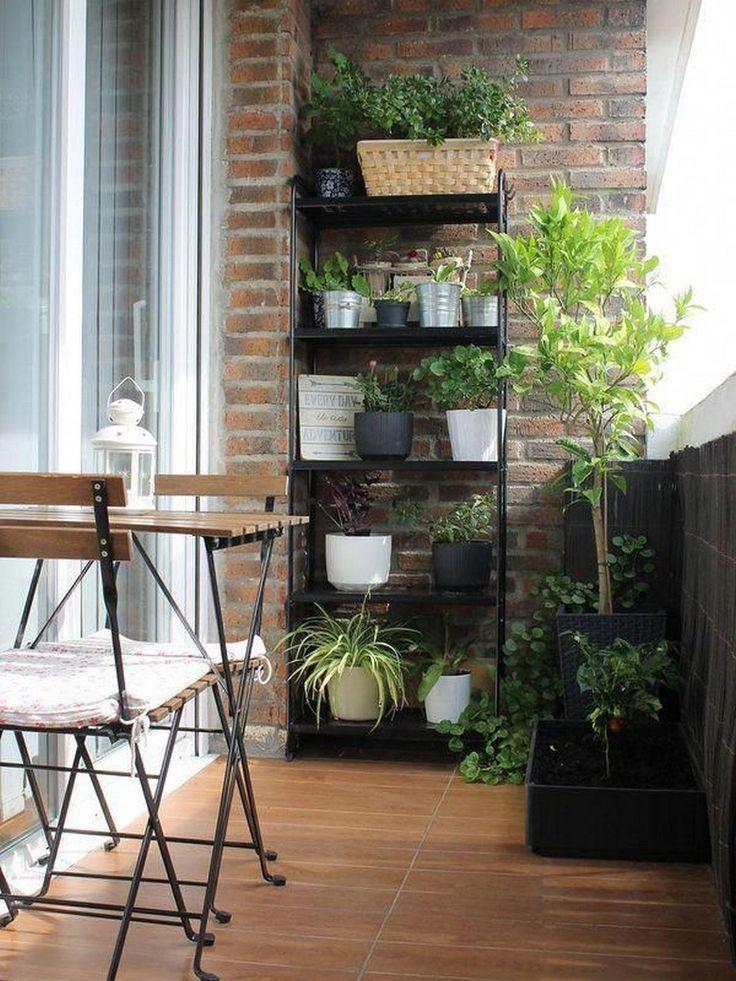 Epingle Sur Decoration Balcon D Appartement