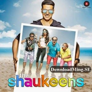 My music portal: The Shaukeens (2014) Bollywood Movie songs