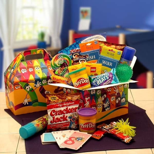 The Perfect Gift Basket   Kids Just Wanna Have Fun,