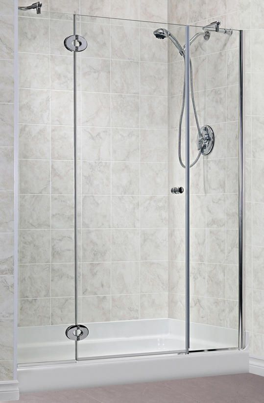 Showers With Sizzle : Page 07 : Rooms : Home & Garden Television
