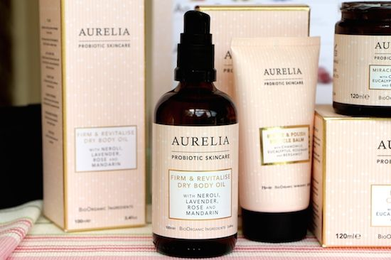 Best In Show: Aurelia Dry Body Oil | A Model Recommends