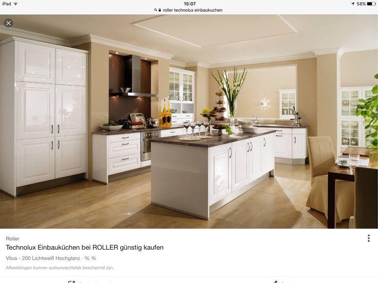 10 best Cocinas images on Pinterest Trends, Cuisine design and Home - technolux design küchen