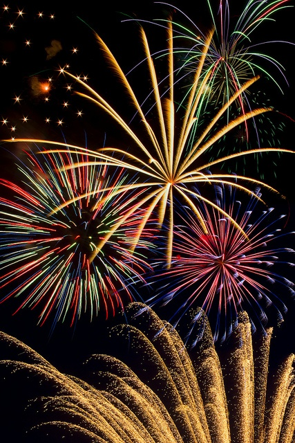 Firework Photography by Kenneth Keifer on Flickr