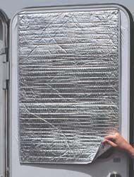 RV Door Window Cover on Sale - PPL Motor Homes