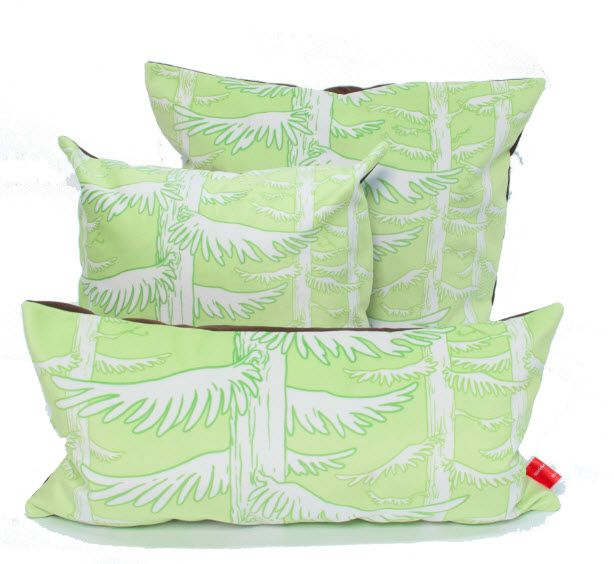 Forest Cushion covers