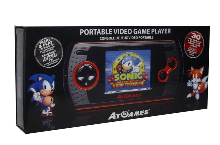 Console Sega Arcade Gamer Portable - Master system - Game Gear - Acheter vendre sur Référence Gaming