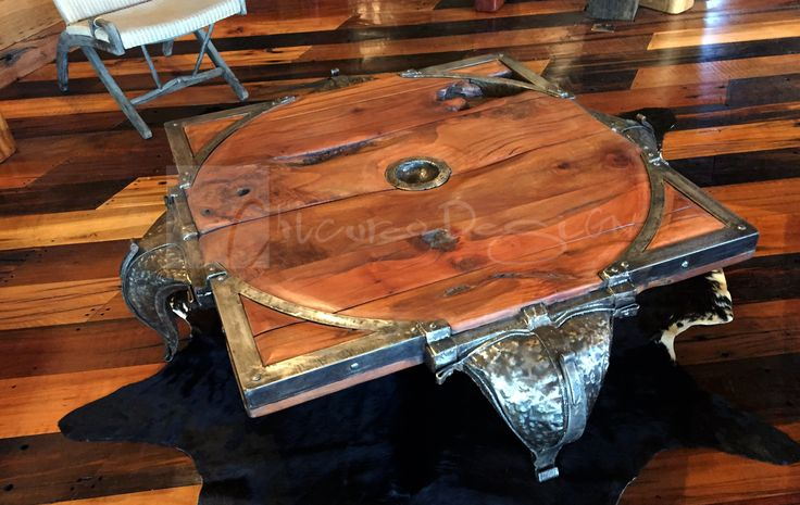 10 best ideas sobre mesa de tablones en pinterest - Tablones de roble ...
