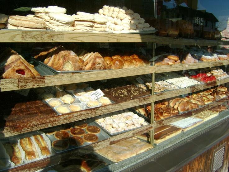 Bakery in Bloor West Village - Toronto