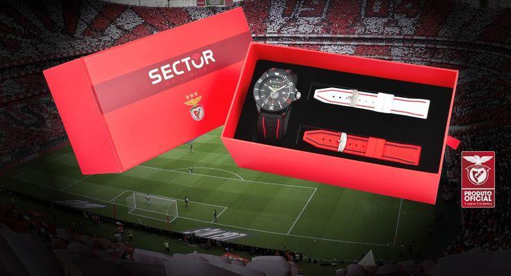 Relógio Sector Sport Lisboa Benfica Época 2016/2017 - R3251501001