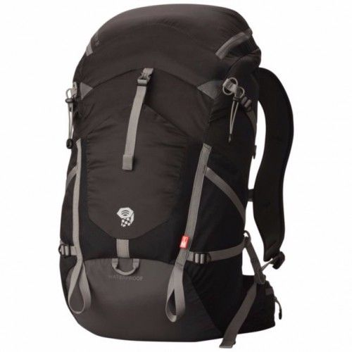Mountain Hardwear Rainshadow 36 Outdry Backpack Black R - Ryggsekker og bager - Utstyr - Produkter