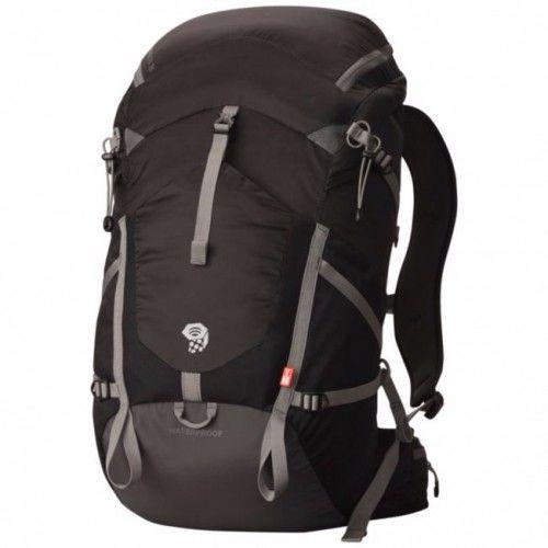 Mountain Hardwear Rainshadow 36 Outdry Backpack Black R - Ryggsekker og bager - Utstyr - Produkter
