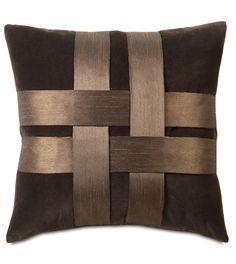 decorative pillows | - ADESSA ACCENT PILLOW A | Luxury Bedding, Decorative Pillows ...
