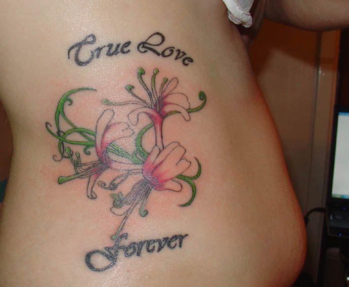 43 best honeysuckle tattoo images on pinterest honeysuckle tattoo floral tattoos and flower. Black Bedroom Furniture Sets. Home Design Ideas
