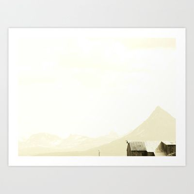 Nature Art Print by Lone  - $18.00
