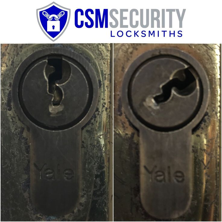 Picked Yale lock to gain entry to a property in Old Stratford. #Locksmiths #Yale