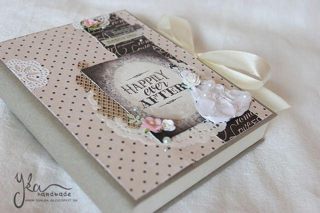 Yka handmade: Book box