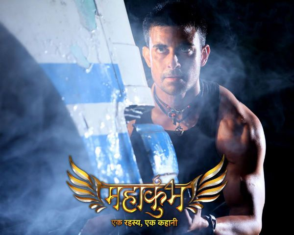 Mahakumbh show is airing on Life OK from 15 December and the makers are promoting their show. Bollywood is known to promote its films in a unique manner through social media, television also is not behind. #Mahakumbhshow #GautamRode