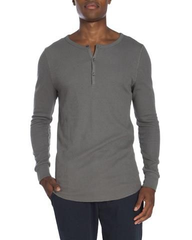 Light Weight Long Sleeve Lounge Thermal. Unsimply Stitched Loungewear. sleepwear. Men's loungewear. Men's knits. Men's sleepwear