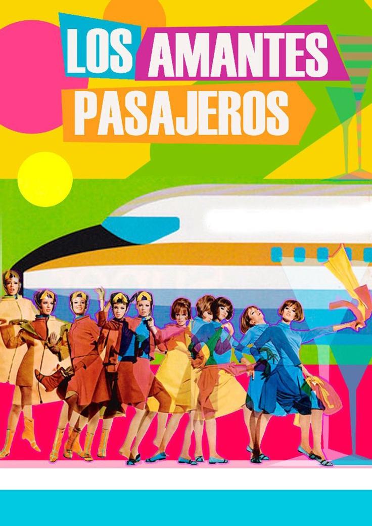 Pedro Almodovar´s Los Amantes Pasajeros. #learnspanish