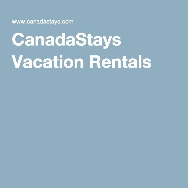 CanadaStays Vacation Rentals