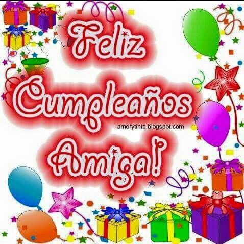 Spanish Lady Birthday Birthday Wishes Pinterest – Spanish Birthday Greeting