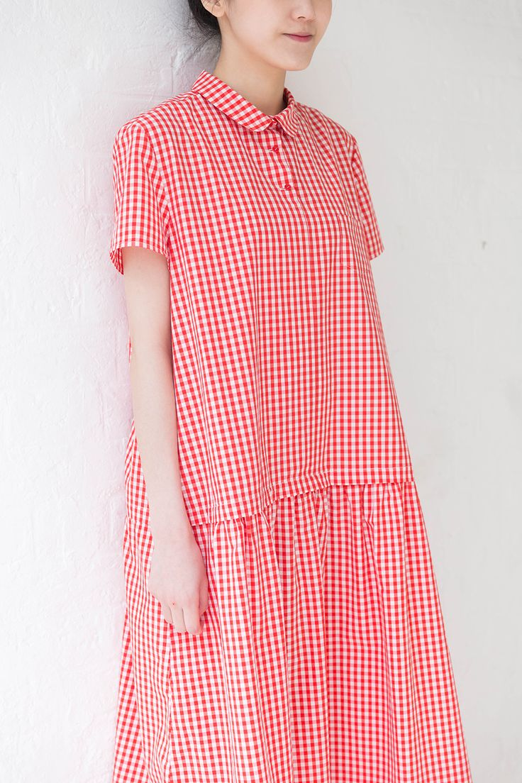 egg | apuntob collar dress