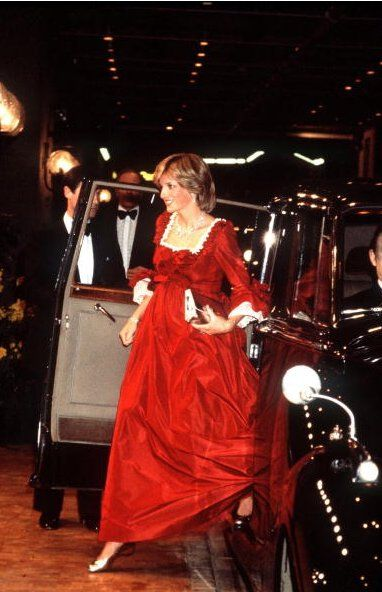 Kate Middleton's Maternity Muse: Lady Di's Pregnant Years | Photo Gallery - Yahoo! Shine