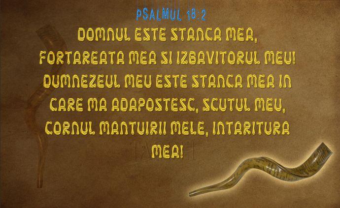 psalmul 18-2