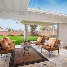 Flip or Flop: Brand New Covered Patio