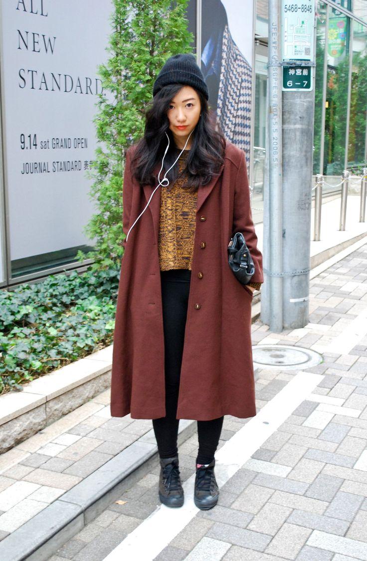 Japanese Street Fashion Trends: 25+ Best Ideas About Tokyo Street Style On Pinterest