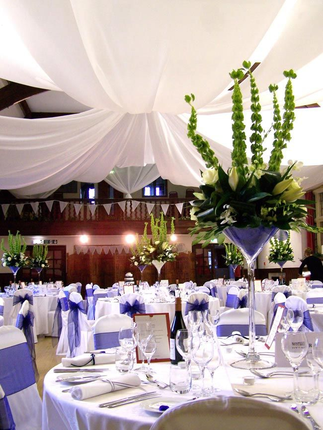 You Can Completely Transform A Village Hall With Simple Decorations C Oasis Events