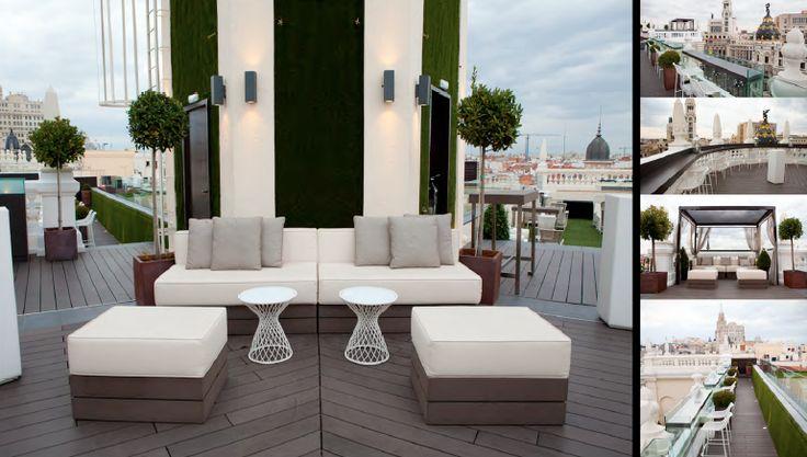 M s de 25 ideas fant sticas sobre iluminaci n p rgola en - Iluminacion patios exteriores ...