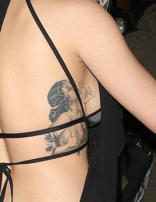 Side Breast Tattoo: Sideboob Tattoos