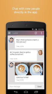LOVOO Chat, Flirt, Real people - screenshot thumbnail