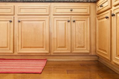 Kitchen cabinets - Bryan Mullennix/Getty Images