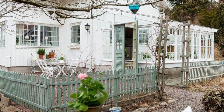 Shabby und Charme: nordischen Stil für eine fabelhafte schwedische Haus
