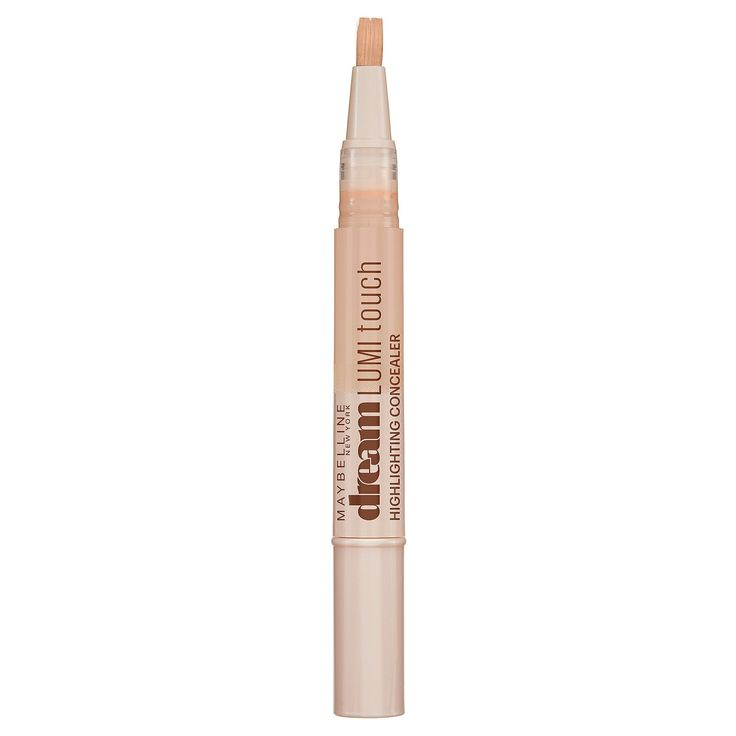Maybelline Dream Lumi Touch Highlighting Concealer 20 Light - 0.026oz