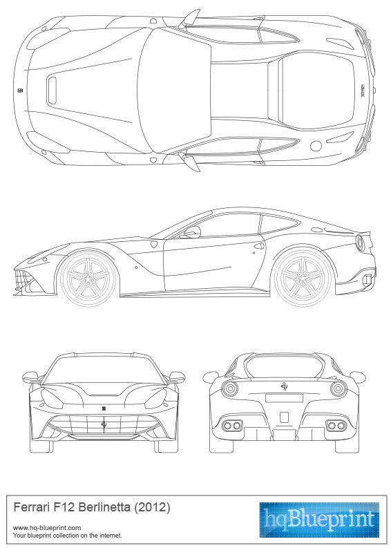 57 best blueprints images on Pinterest Porsche 911, Automobile and - copy blueprint engines heads review