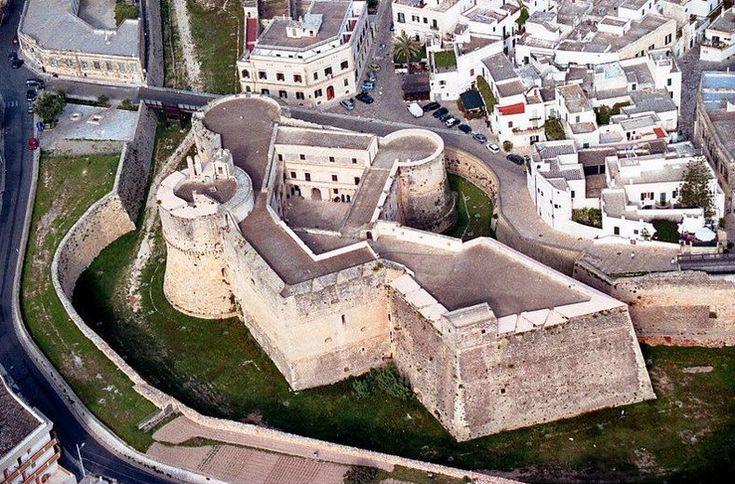 La fortezza di Otranto ospita 250 reperti preistorici